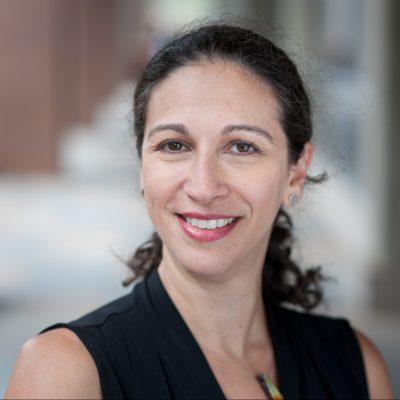 Dr. Sarah Willen Park Headshot